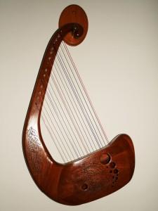 Cherry Harp 1
